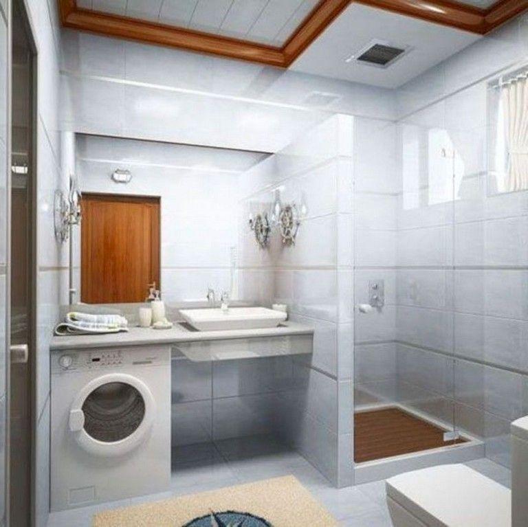 40 Extraordinary Laundry Room Decor Ideas For Small Spaces Simple Bathroom Designs Bathroom Layout Small Bathroom Small bathroom bathroom designs sri