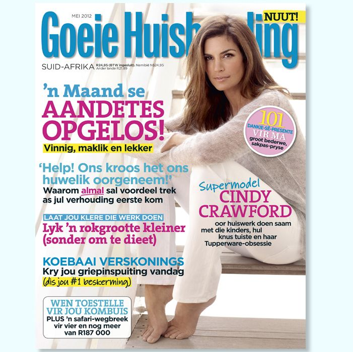 Voorblad: Mei 2012 http://www.goodhousekeeping.co.za/af/category/subscribe/
