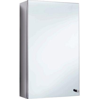 Michigan Single Door Stainless Cabinet Stainless Steel Homebase Single Doors Homebase Bathroom Furniture Storage