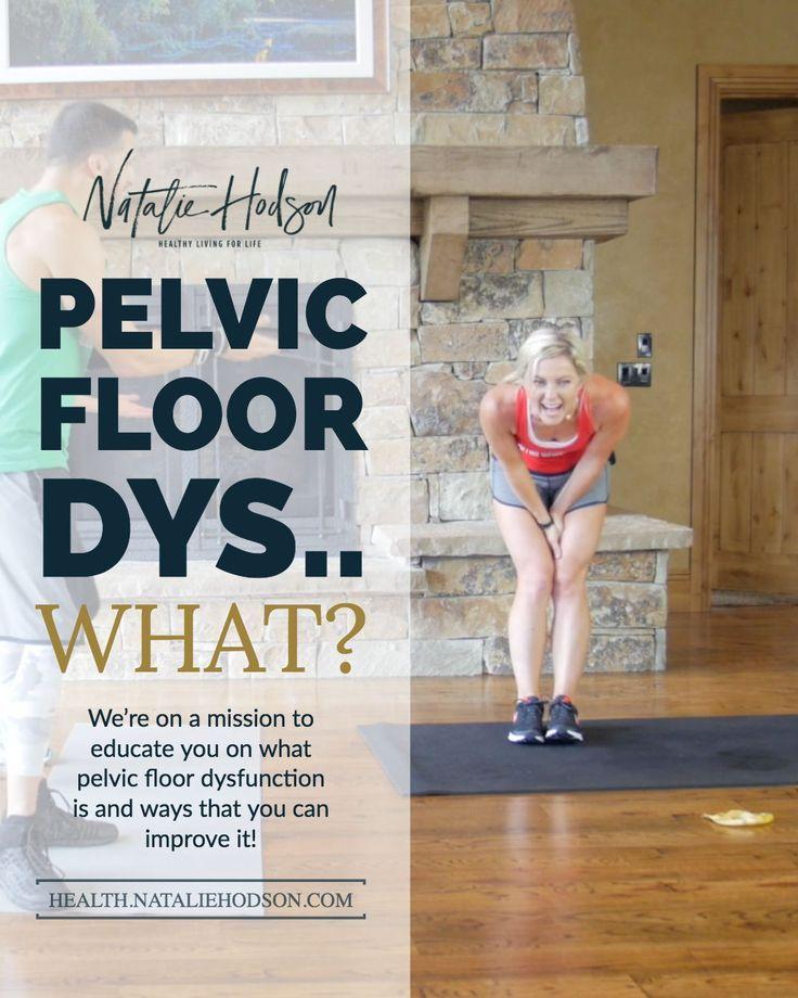 Signs Of Pelvic Floor Dysfunction Pelvic floor