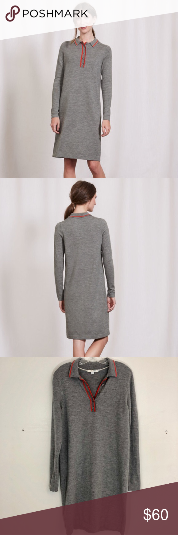 Boden Sweater Dress Ladies Size 10R