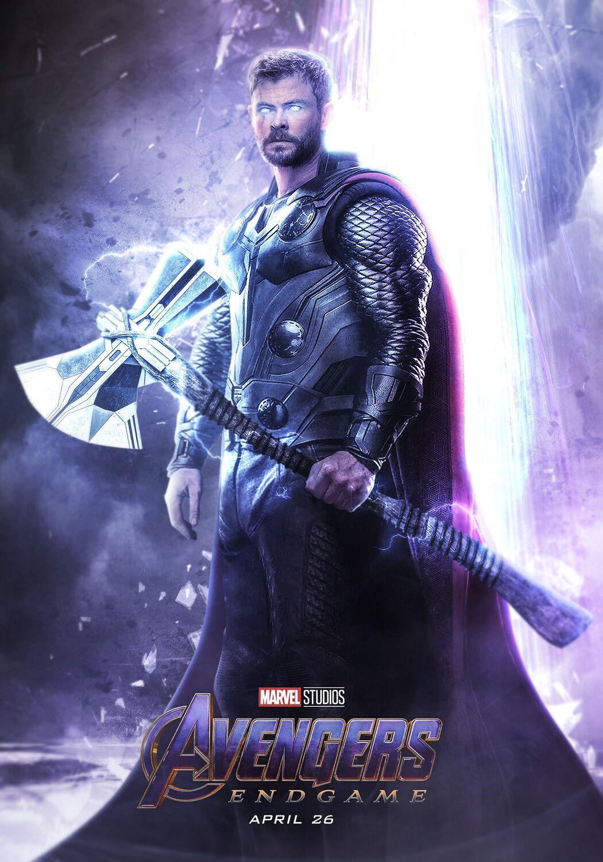 Thor (End Game) | Marvel | Marvel, Avengers, Thor