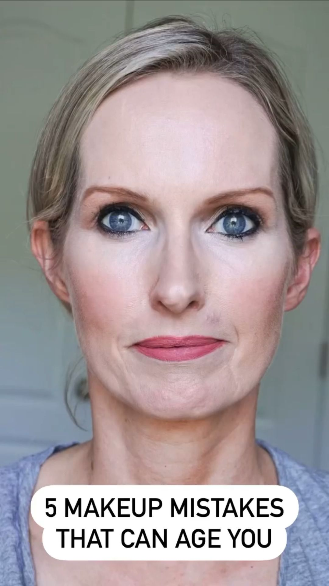 5 MAKEUP MISTAKES THAT CAN AGE YOU