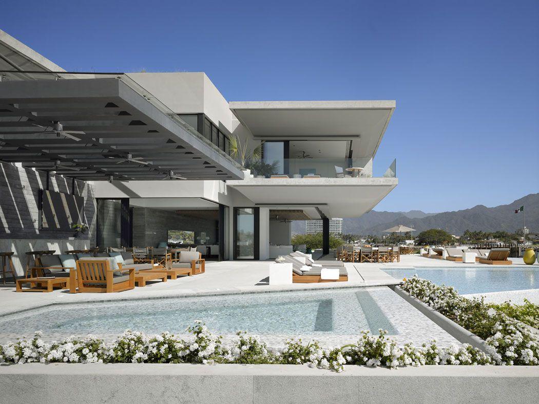 architecture moderne de luxe : extérieur design | architecture, déco ...
