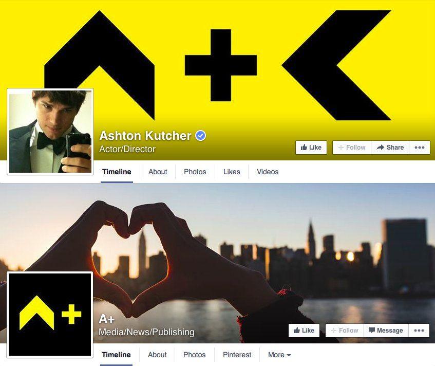 Inside Ashton Kutcher's celebritypowered viral media
