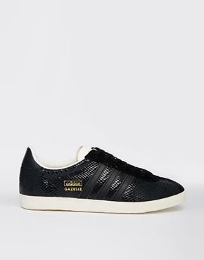 The adidas Gazelle. I guess you just have to be from the
