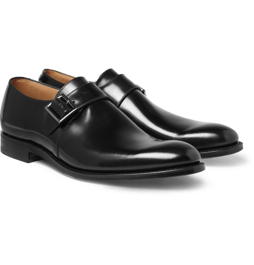 Men's Designer Monk strap shoes