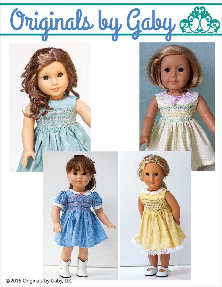 Smocked Dress 18\