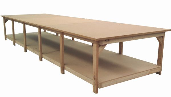 Attrayant Image Result For Large Work Table Work Benches, Shed, Dining Table, Working  Tables