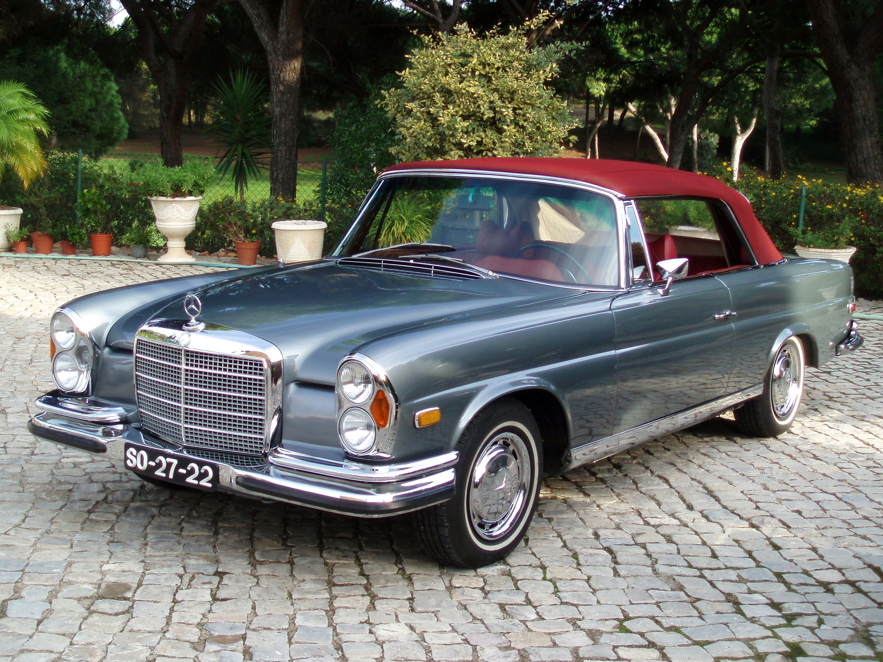 1970 mercedes 280se convertible wheels pinterest for Mercedes benz vintage cars