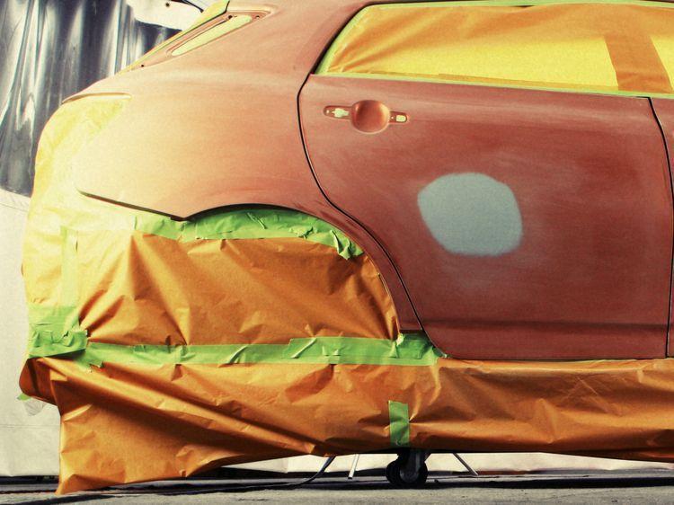 The Cost Of A Professional Car Paint Job Vs Diy Car Paint Jobs Car Painting Paint Job