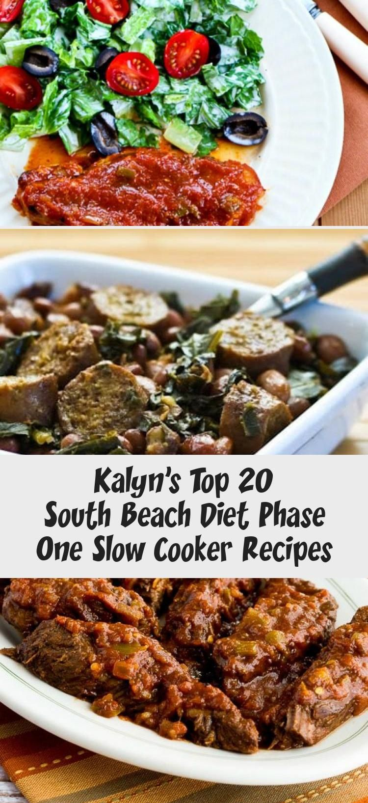 south beach diet slow cooker recipes