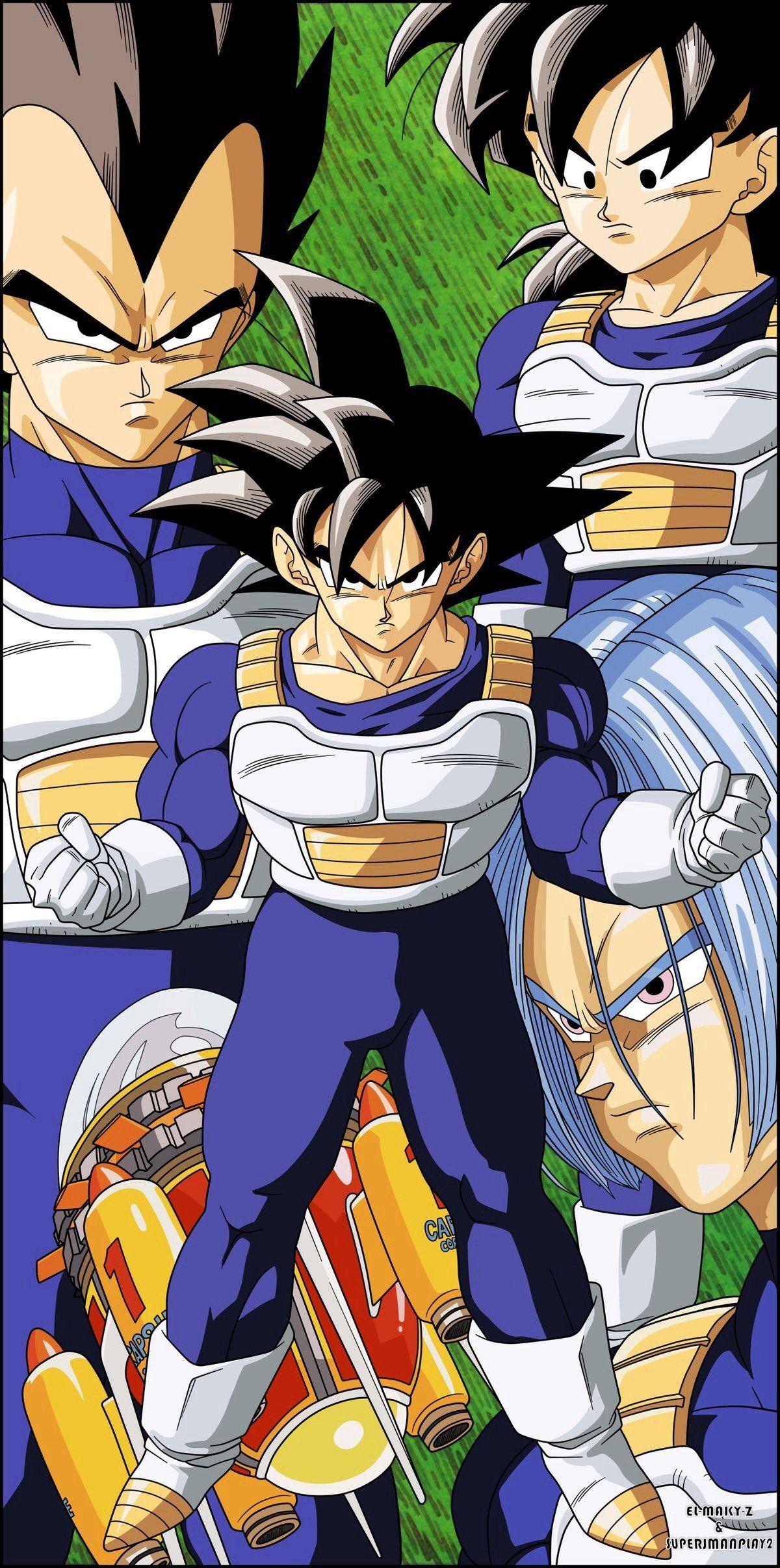 250 Ilustraciones De Dragon Ball Z Gt Super Megapost Taringa Dragon Ball Artwork Dragon Ball Z Dragon Ball Goku