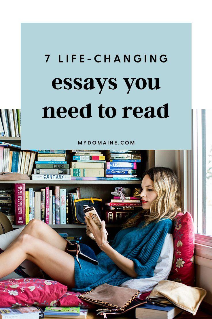 Essays on reading books