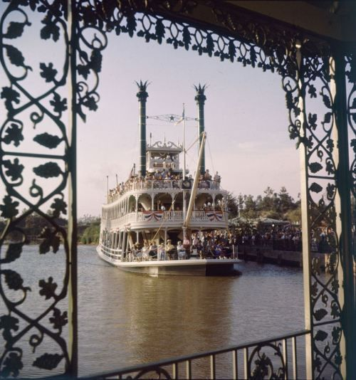 Amazing And Rare Color Photos Of Disneyland In Photos - 18 amazing rare colour photos disneyland 1955