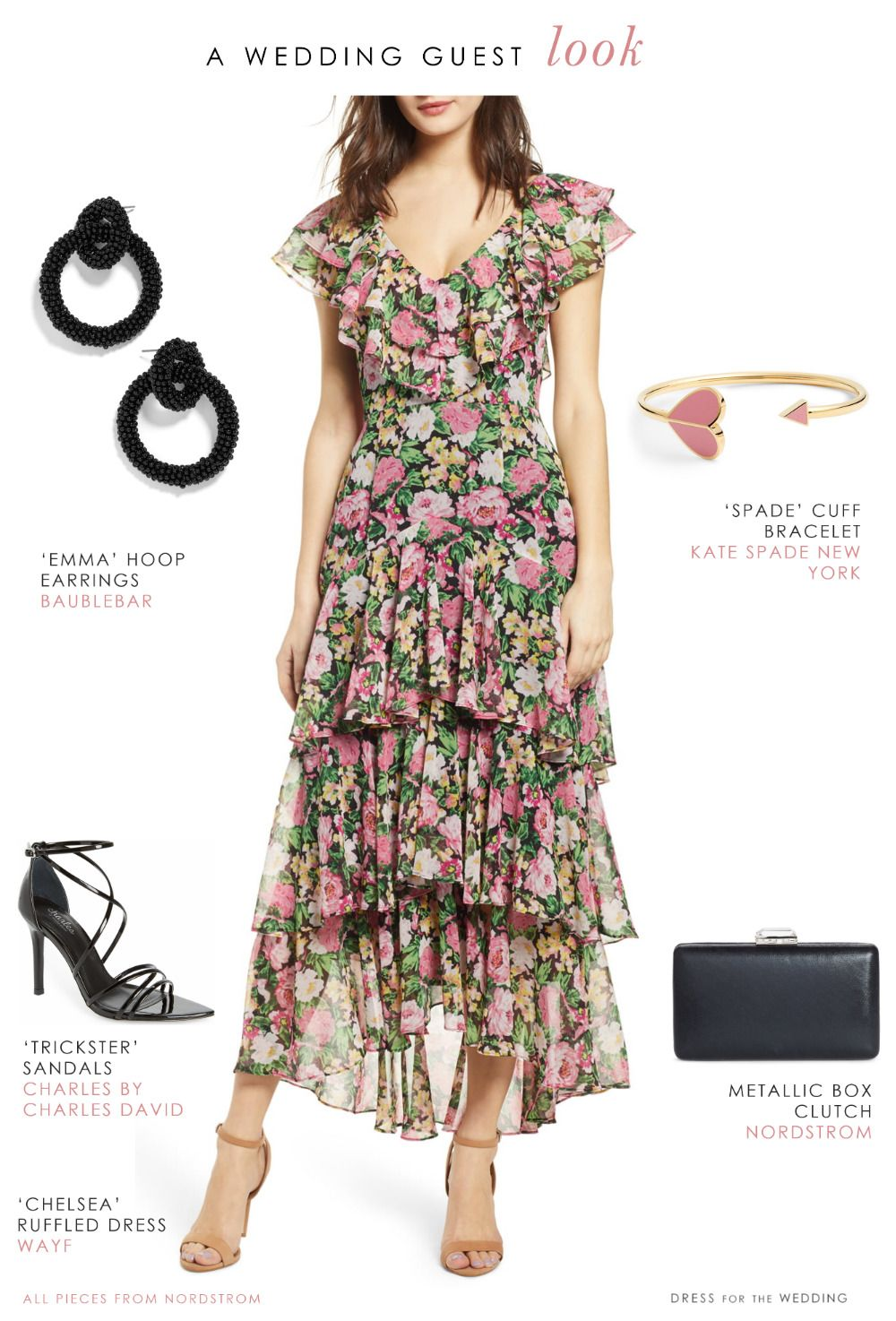 Getting Ready For The 2019 Wedding Season With Nordstrom Dress For The Wedding Wedding Guest Outfit Summer Dress Summer Dress Outfits Wedding Guest Outfit Summer