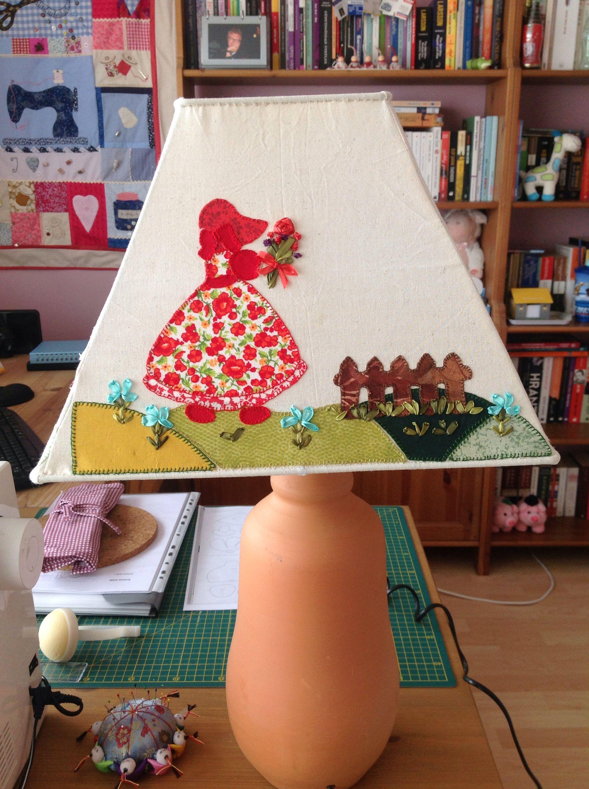 sun bonnet sue..3 #sunbonnetsue