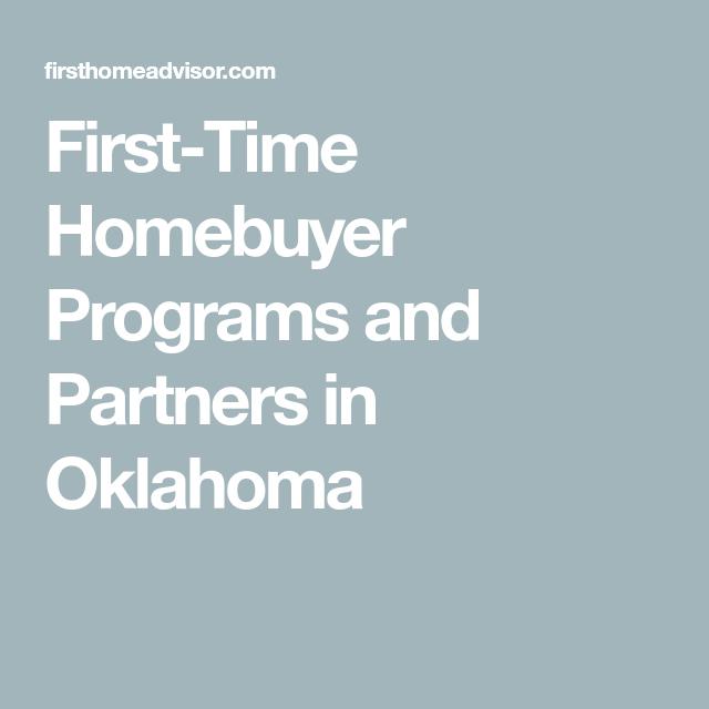 homebuyer buyer oklahoma grant mortgage