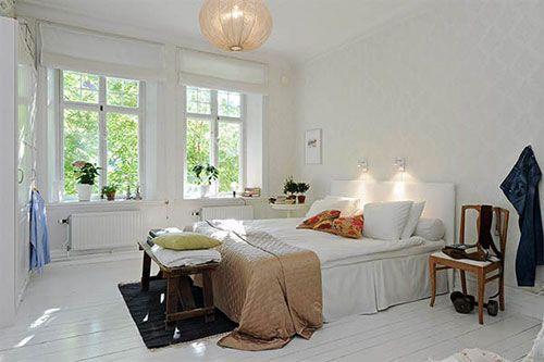 Slaapkamer Ideeen Scandinavisch : Slaapkamer ideeen scandinavisch minimalistische badkamer foto