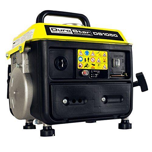 DuroStar DS1050 1050-Watt 2-Hp Air Cooled Gas Powered