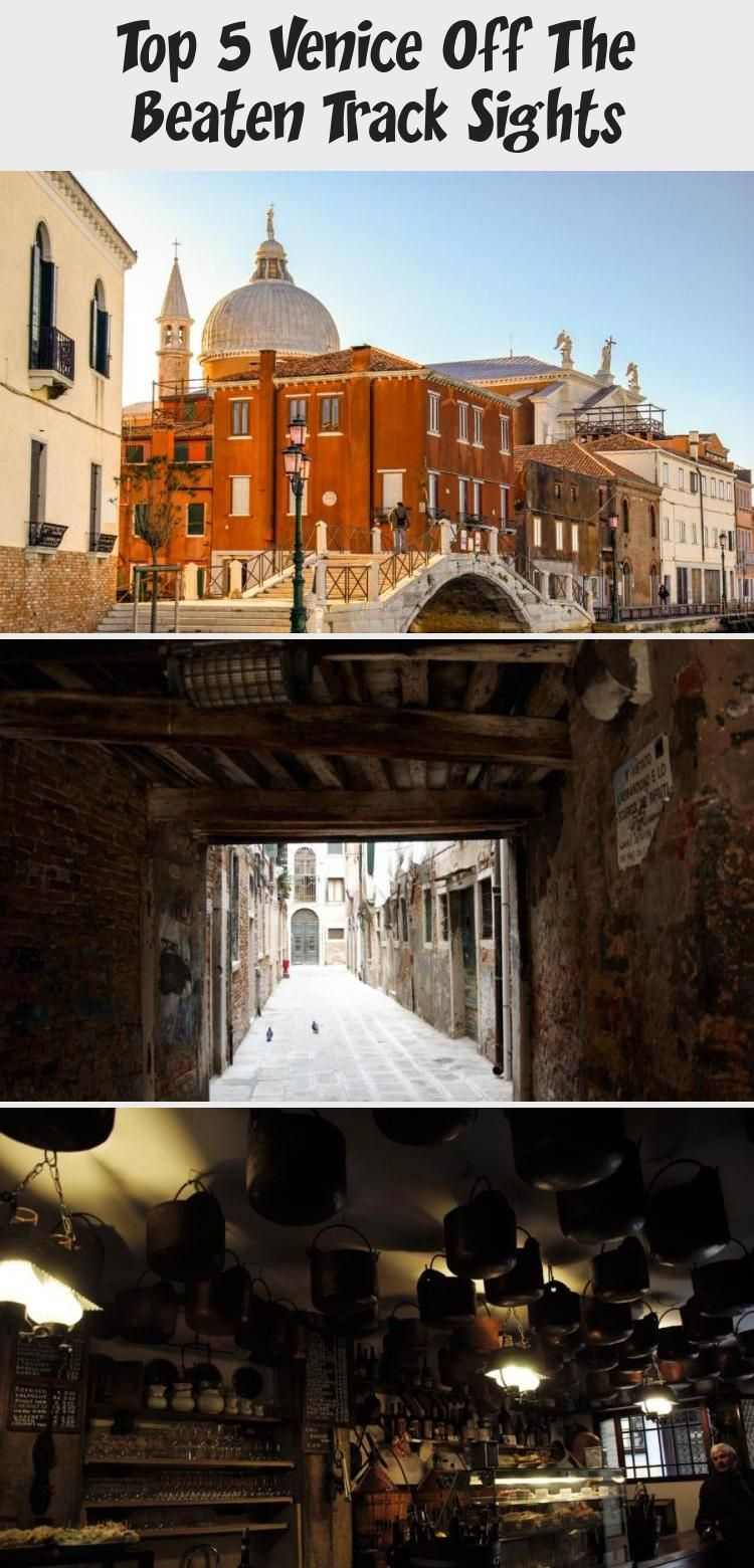 Photo of Top 5 off-the-beaten track things to do in Venice, Italy. Explore all the amazin…