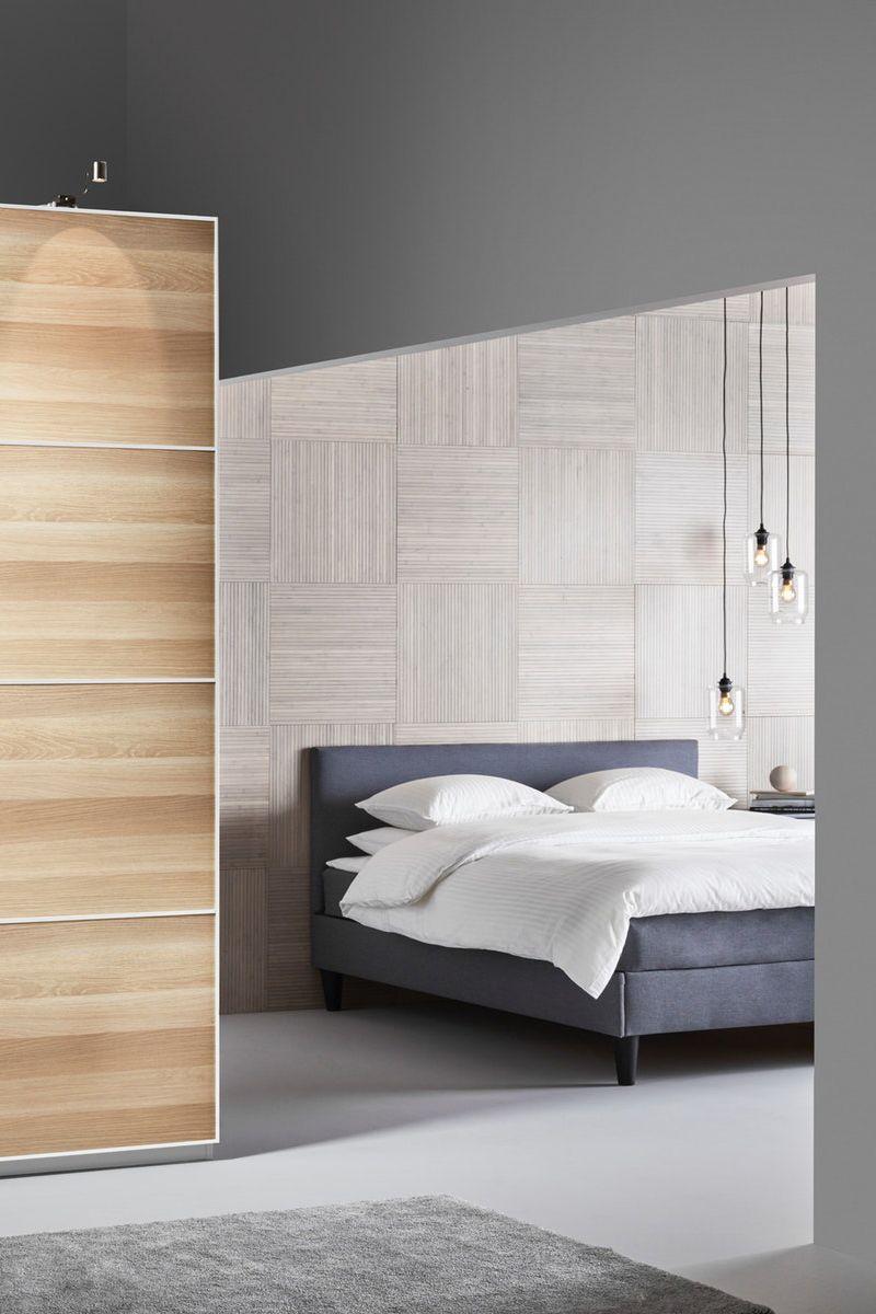 Sabovik Boxbett Grau Fest 140x200 Cm In 2020 Einzimmerwohnung Einrichten Haus Haus Deko