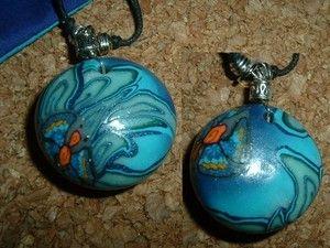 bijoux à l'allure des Caraïbes
