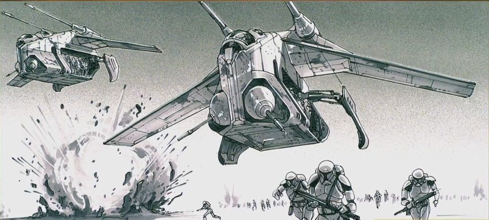 Image Result For Republic Commando Concept Art Star Wars