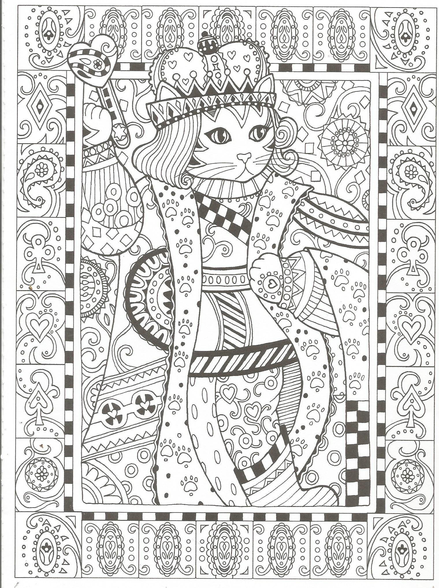 Pin Van Sabine Jp Op Just Cats Coloring 1 Dieren Kleurplaten Kleurboek Kleurplaten