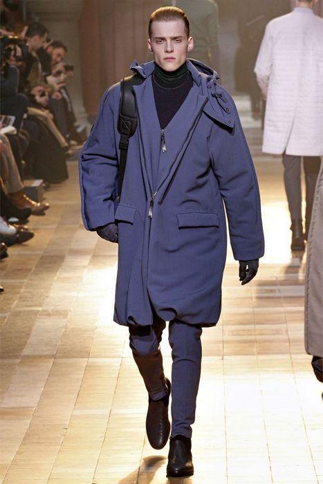 Lanvin Otoño-Invierno 2013 2014 en la Semana de la Moda de París ... 275ea554b7b