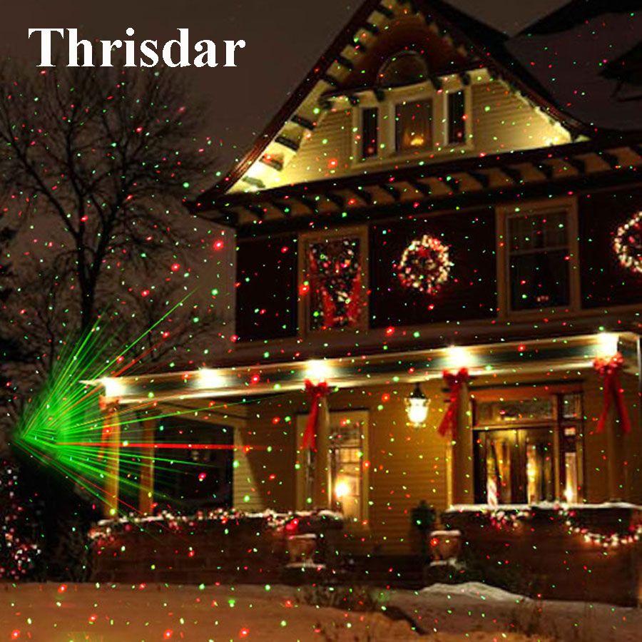 lighting sparkle gallery projection outdoor christmas illuminator magic lights laser
