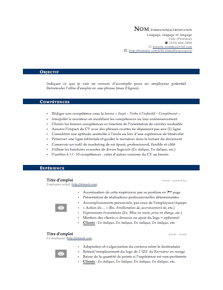 Pin On Cv Resume