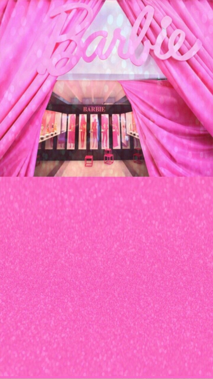Barbie Wall Tumblr ɠιrℓιʂɧ щąιιʑ Iphone Wallpaper