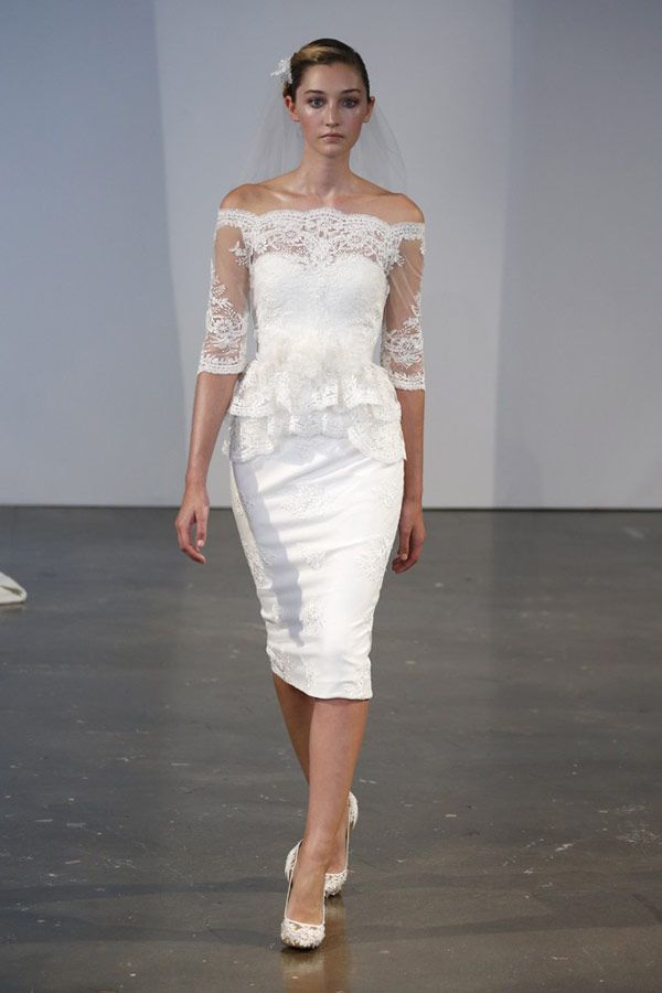 Dreamy designer the marchesa 2014 bridal collection pinterest marchesa 2014 bridal collection onefabday beautiful short wedding dress lace wedding dress wedding dress with lace sleeves junglespirit Image collections