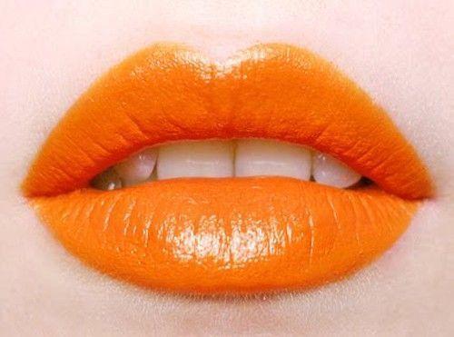 Tangerine lips  #UltimateColour #BECCACosmetics