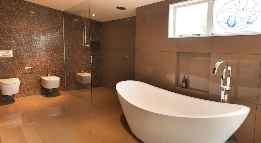 Charmant Get You Bathroom A New Look By Redoing Bathroom Tile
