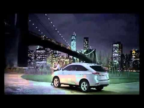 2013 Lexus Rx Tv Commercial First Sight Song By The Figgs