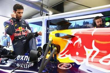 Daniel Ricciardo (Getty Images)