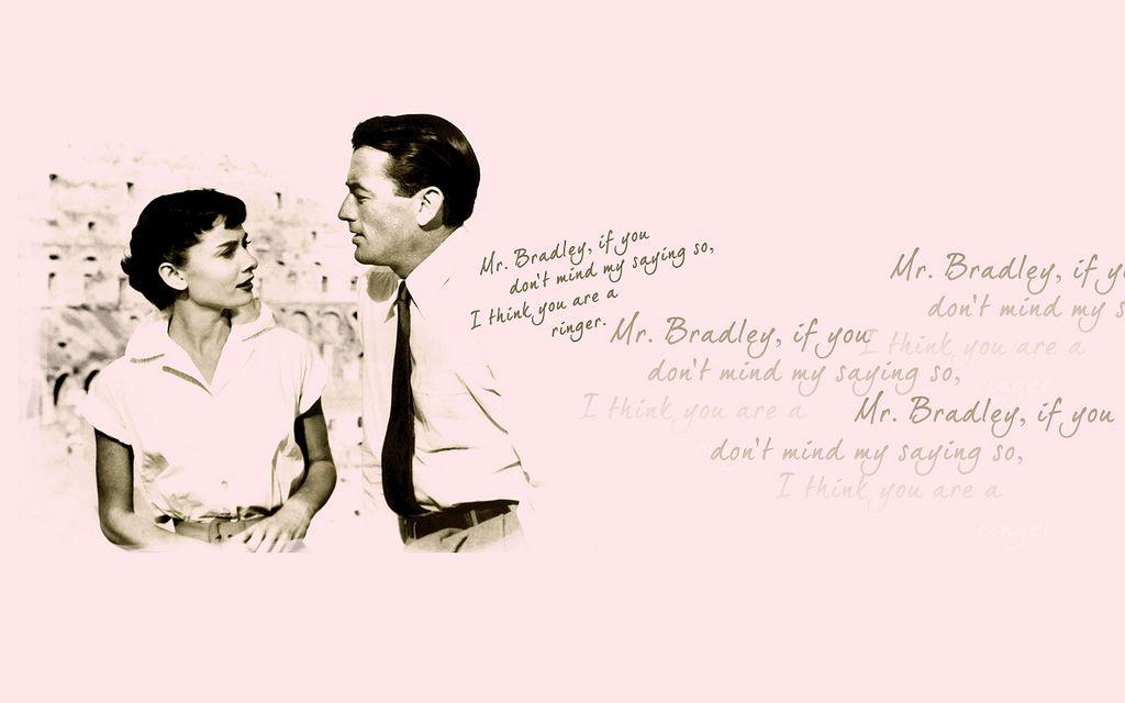 ringer7 | 출처: Rare Audrey Hepburn