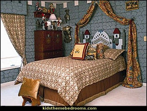 LOTS Of Medieval Knights U0026 Dragons Decorating Ideas Castle Theme Bedroom  Ideas