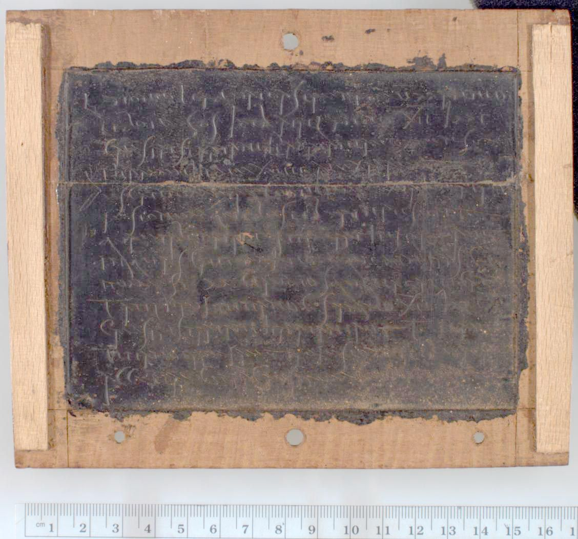Ancient Writing Materials Wax Tablets U M Library Largess Ideas