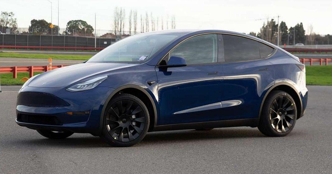 Tesla Model Y First Deliveries Set For March 315 Miles Epa Range Estimated In 2020 Tesla Model Tesla Tesla S