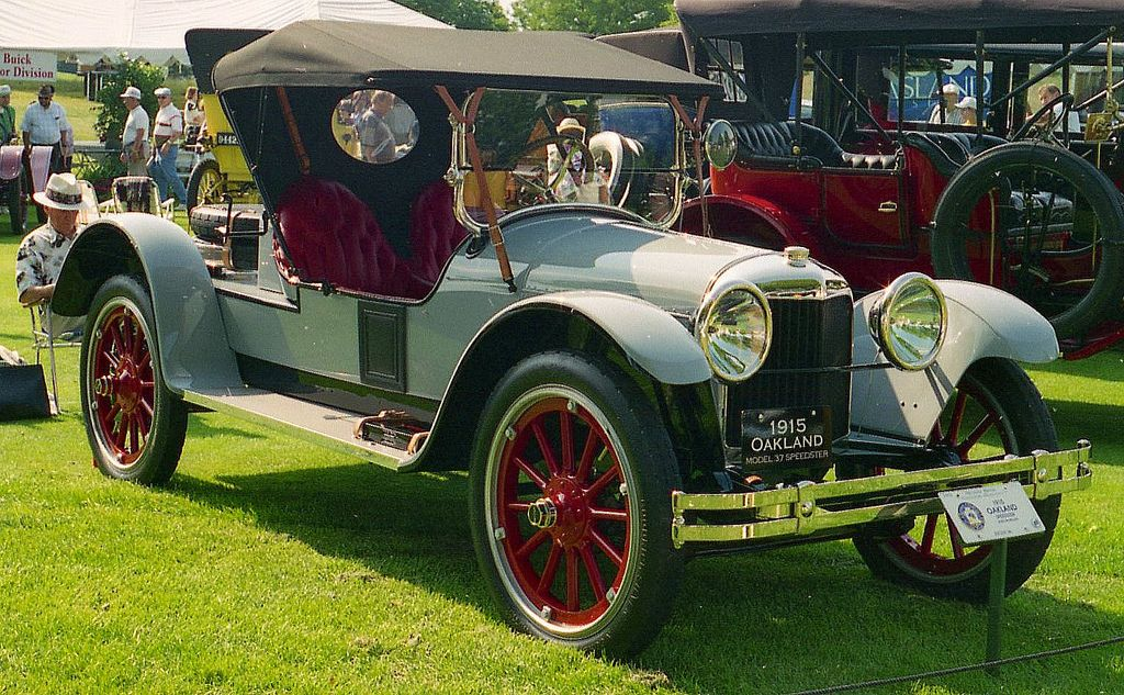 1915 Oakland Cars usa, Antique cars, Vehicles