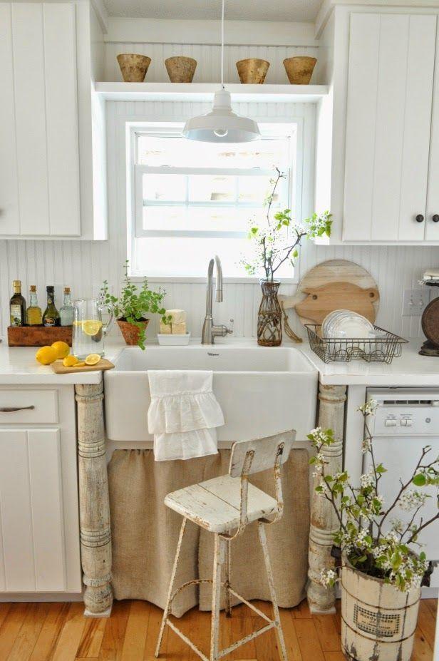 ESTILO RUSTICO Cocinas Rusticas y Encantadoras II   Rustic Style