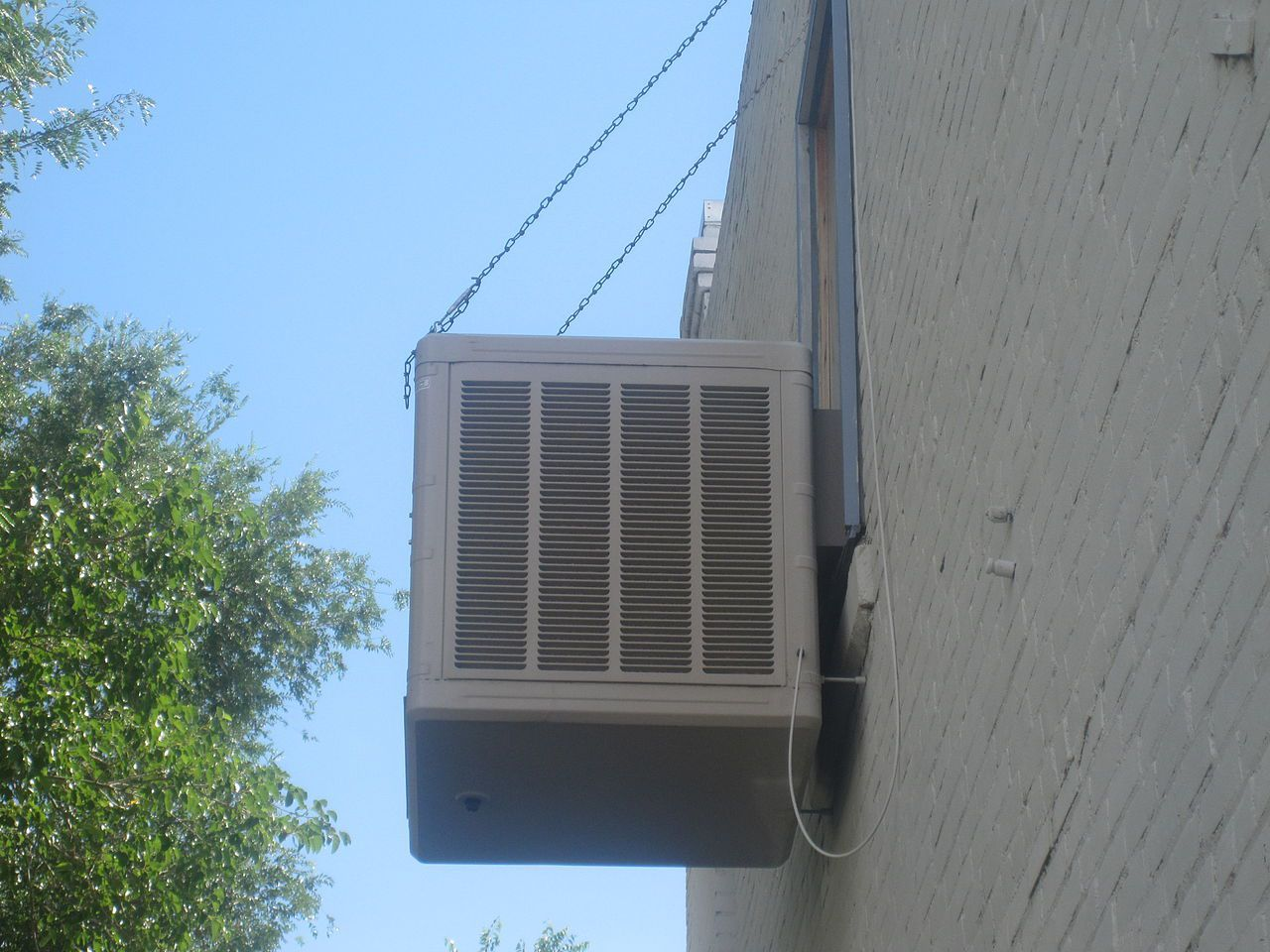 Understanding the Parts of an Evaporative Cooler