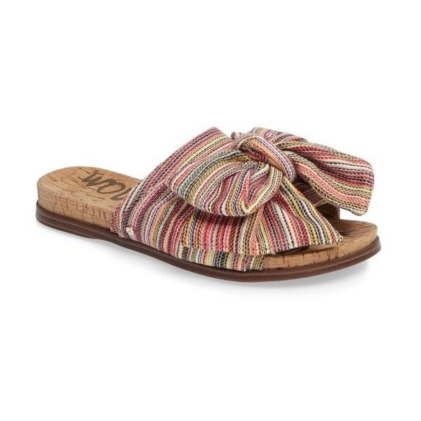 df44e0829b194 Women s Sam Edelman Henna Slide Sandal ( 90) via Polyvore featuring shoes