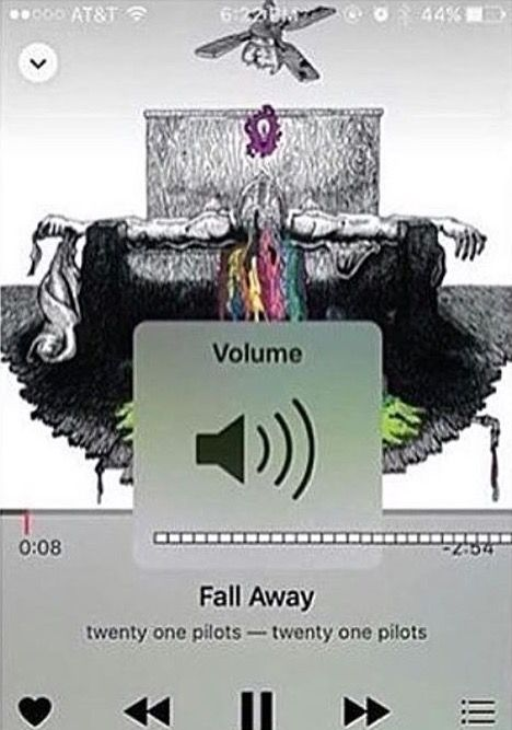 tbh me with every twenty one pilots song