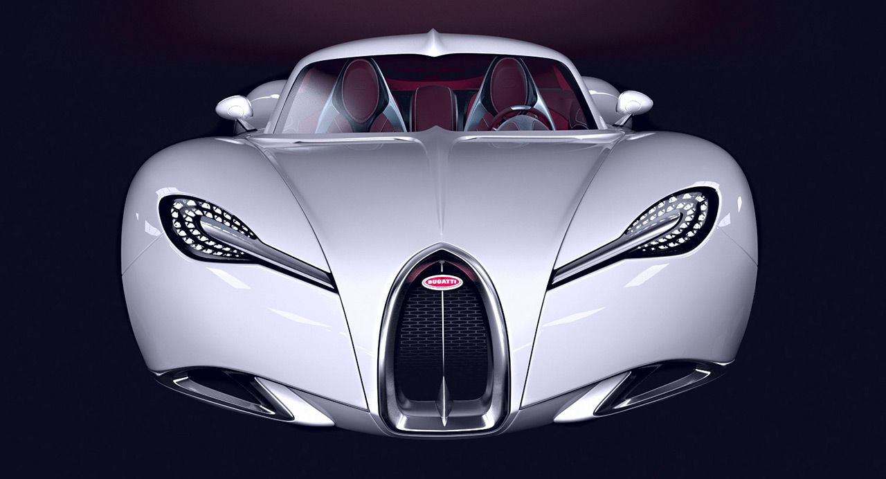 Merveilleux The Bugatti Gangloff Concept Is A Design Study Of A Sleek  Supercar Inspired By The