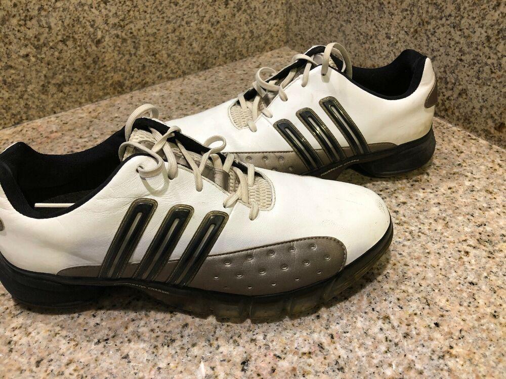 Ad Ebay Adidas Tour 360 Boost 2 0 Men S Golf Shoes Us 7 5 Medium Onix White Black Sz10 Golf Shoes Mens Golf Shoes Mens Golf