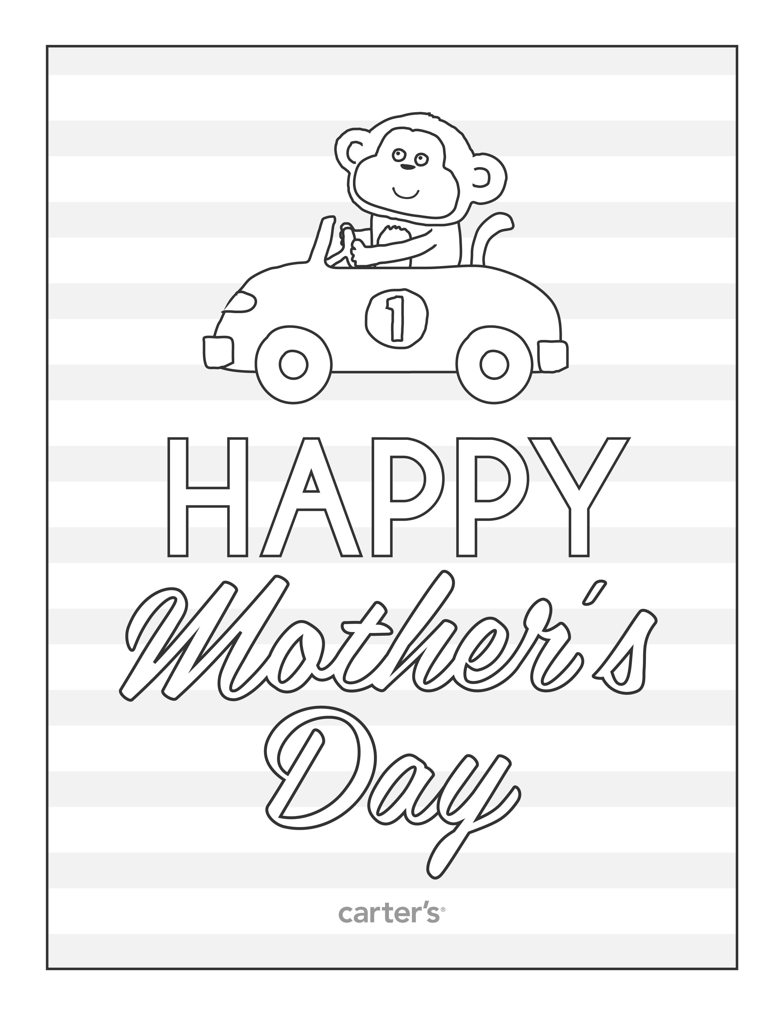 Baby Clothes Baby Clothing Kids Clothes Toddler Clothes Happy Mothers Day Mom Day Coloring Pages